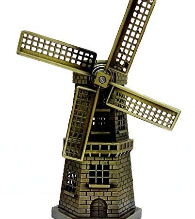 Holland Windmill Showpiece