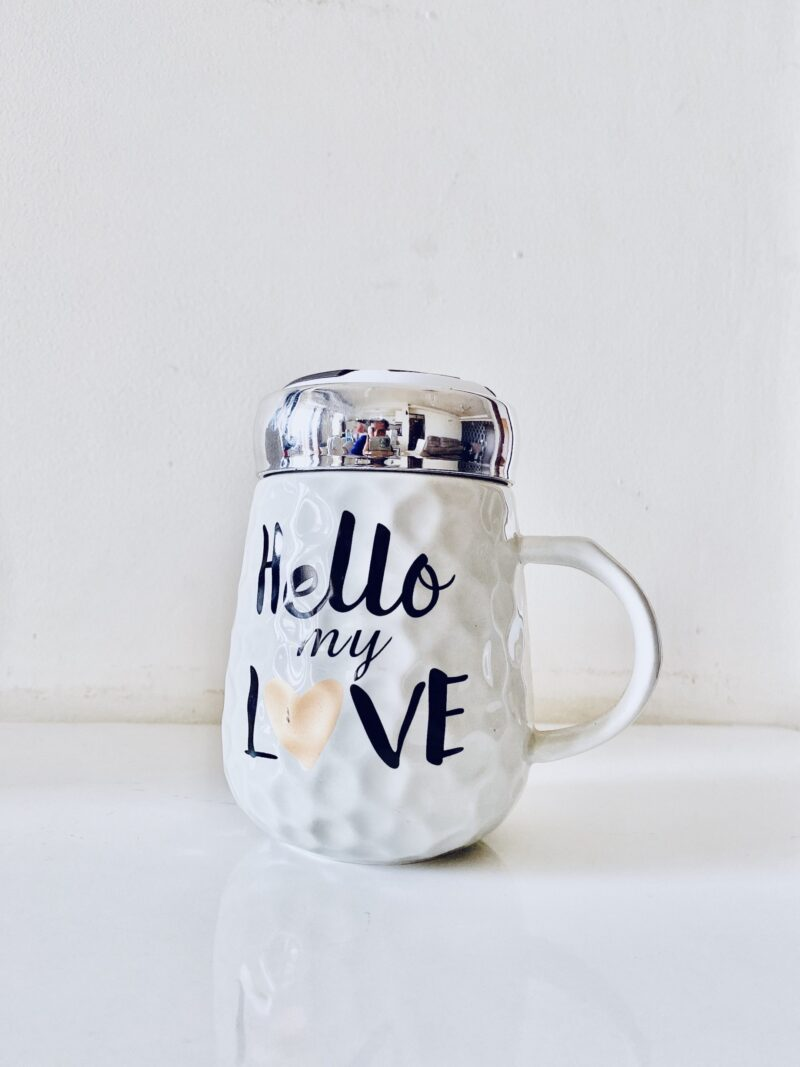 hello my love mug