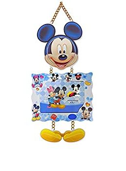Mickey mouse wall hanging photoframe