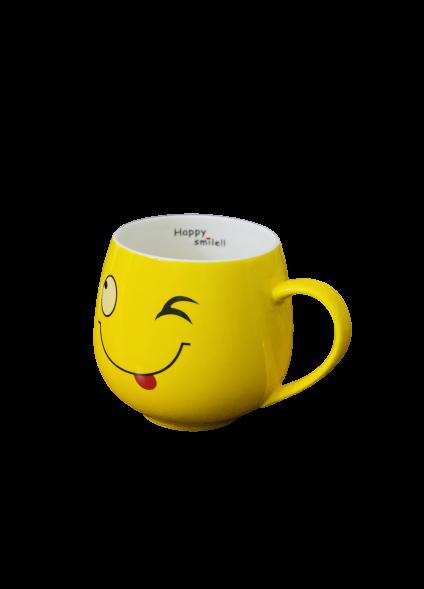 Wink Smiley Mug