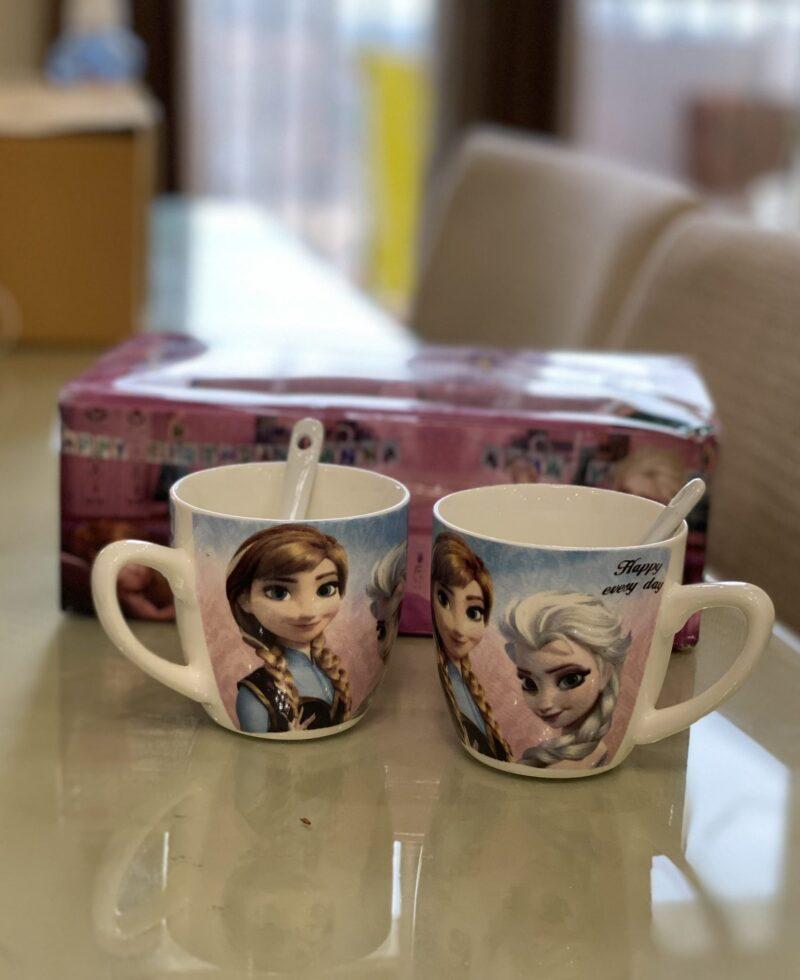 Rapunzel mug
