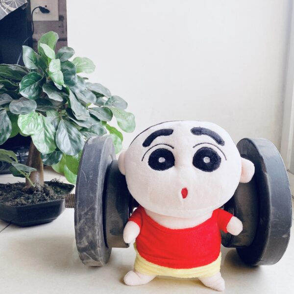 shinchan stuffed toy