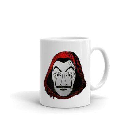 money heist mug