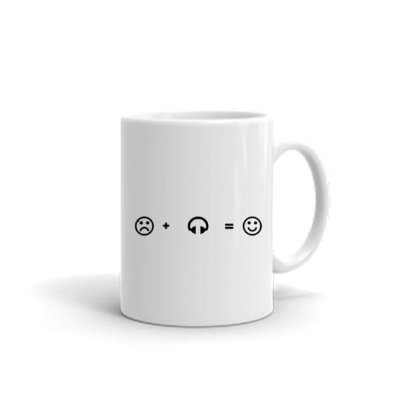 music love mug