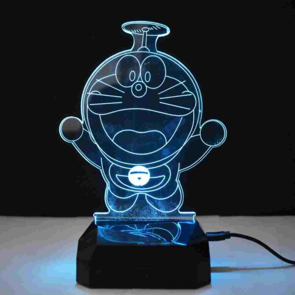 Doraemon led lamp