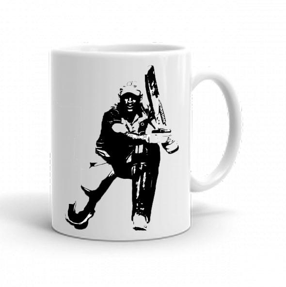 Mug for Dhoni Fans