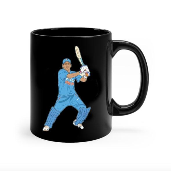 Dhoni Fanclub Mug