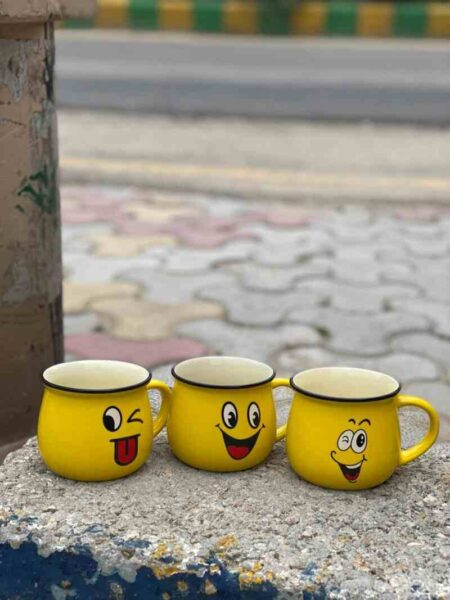 smiley mug combo