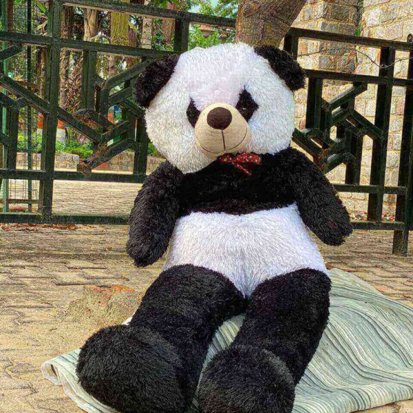 4 Feet Stuffed Panda