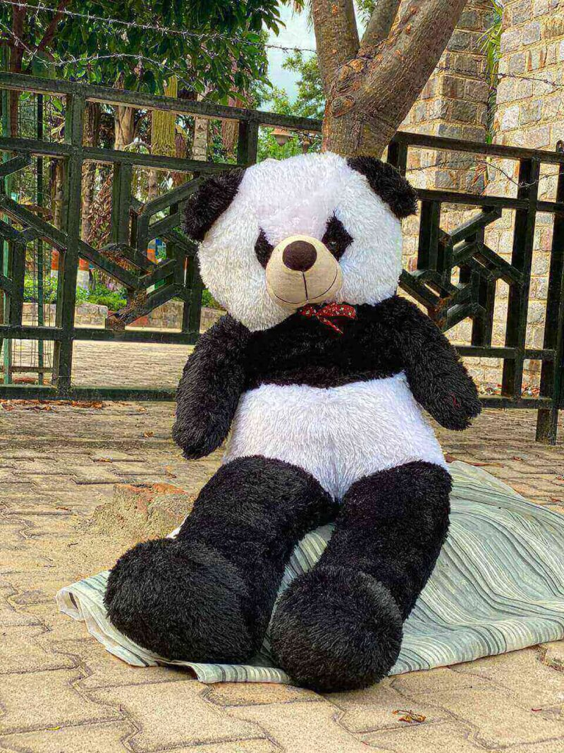 4 Feet Stuffed Panda