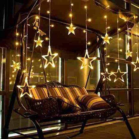 Star Led Curtain Light
