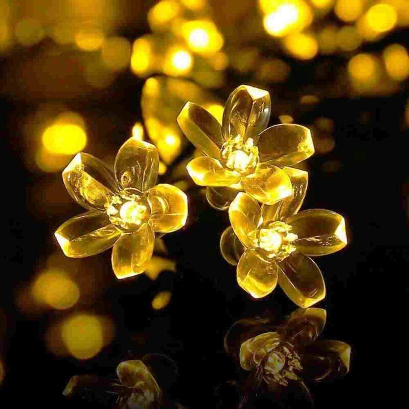 Flower Fairy String Lights