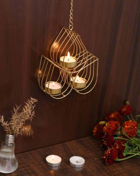Metal Diya Decorative Hanging