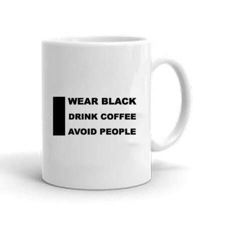 Obsessed with Coffee Mug